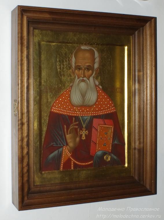 Икона Иоанн Кормянский