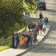 Крестный ход к церкви д.Груздово (15.07.2017г.)