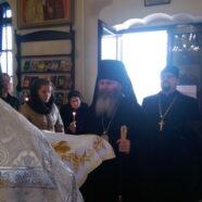 Владыко Павел посетил церкви г.Молодечно и г.Вилейка